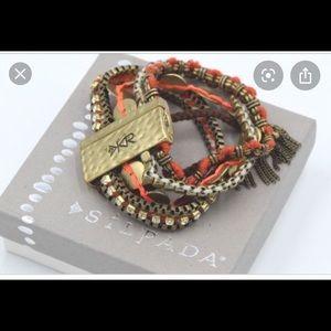 Silpada K&R Bracelet
